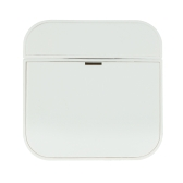 Wireless 433MHz Window Door Magnetic Sensor Alarm Entry Warning System for Home Security (10 pack)