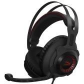 Kingston HyperX nuvem revólver Esport profissional Gaming Headset fone de ouvido fone de ouvido para PC Xbox um PS4 Mac HX-HSCR-BK/AS