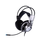 Somic G955 Gaming Headset Plugue USB 7.1 Virtual Surround Sound Headphones