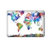 Wysokiej Jakości Moda Słodkie Wzory Naklejka Naklejka Protective Hard Case Pokrywa dla Mac Guard MacBook 12 MacBook Air 11/13 MacBook Pro Retina 13/15 A1706
