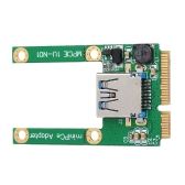 Notebook Mini Pci-e to USB3.0 Adapter Converter