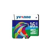 yvonne Micro SDHC TF Flash Memory Card Data Storage 16GB Fast Speed
