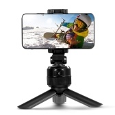 360° Object Tracking Holder Smart Shooting Tripod Selfie Stick Face Object Tracking Holder Support Horizontal Vertical Screen