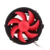 PCCOOLER Ventilador do dissipador de calor com ventilador do mini-processador de 3 pinos com ventilador de 80 mm para computador de mesa