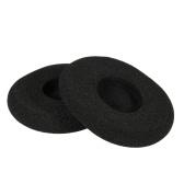Almofadas de substituição ear pad almofada de espuma macia para logitech h800 h 800 fone de ouvido fone de ouvido sem fio