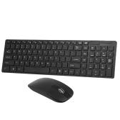 HK-06 2.4G teclado sem fio e combinação de mouse