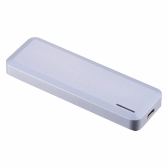 High Speed 10Gbps USB 3.1 Type-C M.2 NGFF SSD Enclosure External SSD Mobile Box Solid State Drive Case for Key B & M NGFF SSD