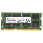 Genuino Original Kingston KVR portátil RAM 1600MHz 8G 1.35V no ECC DDR3 PC3L-12800 CL11 204 Pin SODIMM placa base de memoria