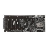 Kolorowe płyty główne 8 kart graficznych dla Intel LGA1151 C.B250A-BTC PLUS V20 ETH BTC Miner Antminer