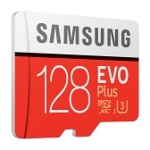 SAMSUNG Memory Storage Card 32GB/64GB/128GB/256GB 95MB/S 4K Class10 Micro SD Cards Red Plus U3 128GB
