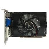 Scheda grafica Yeston GT730-4G D3 TA con frequenza 902/1333 MHz Memoria 4G/DDR3/64 bit Porte di uscita HD+DVI+VGA per giochi da ufficio