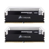 Corsair Dominator Platinum Series 16 GB (2 x 8 GB) DDR4 DRAM 3200 MHz C16 (PC4-25600) Kit de Memória de 288 Pinos CMD16GX4M2B3200C16