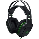 Razer Electra V2 USB Gaming Headset PC Headphone Earphone Virtual 7.1 Surround Sound Auto Adjusting Headband Detachable Boom Mic 40mm Audio Drivers