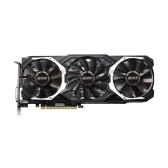 Yeston RX580-8G D5 Game ACE PA Graphics Cards Radeon Chill Polaris 20 GPU GLACIER Cooling System 8GB Memory GDDR5 256bit DP*3/HDMI/DL-DVI-D