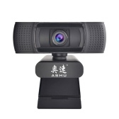 ASHU 1920x1080P High Definition Video Webcam with Noise Reduction Mic Web Cam