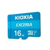 KIOXIA 16GB TF (Micro SD) Карта памяти U1 100 МБ / с Скорость чтения HD Видео Водонепроницаемая карта памяти для телефона / планшета / камеры / ноутбука