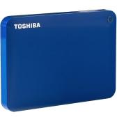 "Toshiba Canvio conectar II USB 3.0 2.5"" 2TB portátil unidade externa de disco rígido HDD móvel Desktop portátil criptografia HDTC820YL3CA"