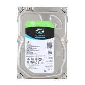 シーゲイト 3 TB ビデオ監視 HDD 内蔵ハード ディスク ドライブ 7200 RPM の SATA 6gb/秒 3.5 インチ 64 MB キャッシュ ST3000VX000