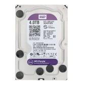 Western Digital WD púrpura 4TB vigilancia unidad de disco duro HDD interno escritorio IntelliPower RPM SATA 6Gb/s 64MB caché 3,5 WD40PURX