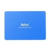 Netac N600S 360GB SSD 2.5in SATA6Gb / s TLC Nand Flash Dysk twardy wejście 32 MB pamięci podręcznej z R / W do 530/480 MB / s