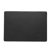 JE UT-20 Qi Wireless Charging Mouse Pad Tapete de mouse sem fio para jogos com couro high-end para Samsung S6 / S6 + / S7 / S7 + S8 / S8 + / LG iphone X 8 Vermelho