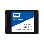 Western Digital WD Blue 1TB PC SSD 3D NAND SATA3 6GB/s 2.5 Inch Solid State Drive Hard Disk for PC Laptop(WDS100T2B0A)