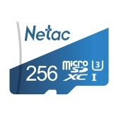 Netac P500 Overseas Version Class 10 Micro SDXC TF Flash Memory Card Data Storage 80MB/s 256GB