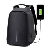 "14"" Multifunctional Anti-theft Business Travel Laptop Backpack"