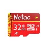 Netac TF (MicroSD) Карта памяти 32 ГБ U1 C10 Регистратор трафика Камера наблюдения Мобильный телефон Карта памяти