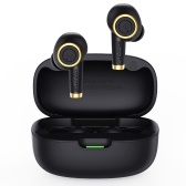 Bluedio Particle Bluetooth Earphone TWS Wireless Headset Waterproof Sports Earphone In-ear Wireless Headphone Black