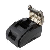 De alta velocidade 58mm POS Dot recibo papel impressora térmica USB para dados internos de supermercado banco Restaurante Bar Buffer