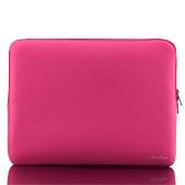 "Zíper manga macio saco Case15 polegadas 15"" 15,6"" para MacBook Pro Retina Ultrabook Laptop Notebook portátil"