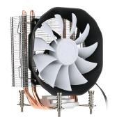 SOPLAY CPU Cooler 3 Heatpipes 4pin 12 cm PWM Wentylator PC komputer dla AMD CPU Chłodzenie chłodnicy wentylator