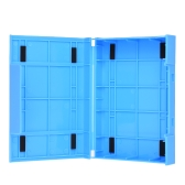 ORICO 3,5-дюймовый корпус для жестких дисков Защитная коробка SDD Чехол для хранения HDD Антистатический чехол Blue