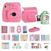 Fujifilm Instax Mini 9インスタントカメラセット
