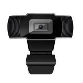 1080P広角HD Webカメラ30 fpsオートフォーカスWebカメラノイズ低減MICラップトップカメラUSBプラグアンドプレイ