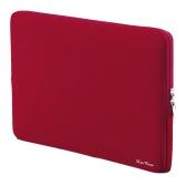 "Zíper manga macio saco caso para MacBook Air Pro Retina Ultrabook Laptop Notebook 13 polegadas 13 13.3"""" portátil"