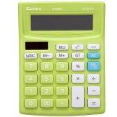 Comix C-838EC Kolorowe Funkcja standardowa pulpitu Kalkulator 12 Cyfry bateria słoneczna i Dual Power do szkoły Office Home