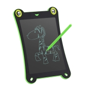 WT085C 8,5 polegadas LCD Escrita Tablet Escrita manual de desenho com placa de plástico para crianças Home Office Use Green