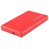 2.5in HDD Enclosure 480Mbps Data Transmission