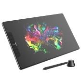 Цифровой экран VEIKK VK1200 для рисования с 6 клавишами быстрого доступа 8192 уровней Чувствительность к давлению Разрешение 5080LPI