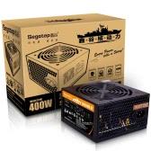 Segotep S7 400W ATX PC Computer Power Supply Desktop Gaming PSU Active PFC 120mm Fan 170-264V
