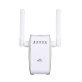 300Mbps WiFi Range Extender Multi-função Mini Wireless-N Signal Amplificador Booster AP / Roteador / Repetidor com 802.11n / g / b WPS-2.4GHz