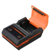 Portable Mini Wireless 58mm BT Direct Thermal Printer Compatible with Android IOS Windows Linux ESC/POS Print Commands Set