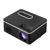 1080P Mini proiettore HD Porta portatile a LED a luce USB AV per ufficio Home Theater Spina esterna UE