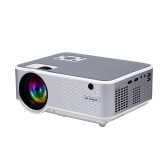 720p Projector LED Light USB HDMI AV VGA Port For Office Home Theater Game EU Plug