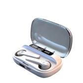 Fone de ouvido sem fio BT Lenovo QT81 TWS semiauricular Fone de ouvido esportivo IPX4 à prova d