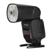 YONGNUO YN650EX-RF Вспышка для камеры Speedlite ETTL Speedlight Встроенная 2,4G беспроводная высокоскоростная синхронизация 1/8000 с с ЖК-дисплеем Замена горячего башмака для Canon 5DII, III, IV, 6D, 60D, 6DII, 7D, 7DII, 70D, 80D камеры