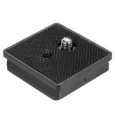 """Anti-dérapants dégagement rapide plaque montage Accessoires adaptateur 1/4"""" vis pour trépied de caméra Weifeng 330A"""