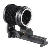 Makro Entension Mieszek Nikon F Mocowanie obiektywu D90 D80 D60 D7100 D7000 D5300 D5200 D5100 D3300 D3100 D3000 Al SLR